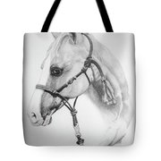 Shes The Gentle One Tote Bag