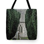 Sheviok Church Tote Bag