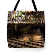Shibuya Scramble Tote Bag