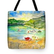 Shieldaig In Scotland 03 Tote Bag