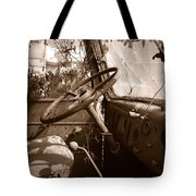 Shifting Gears...pennsylvania Ave. Wilkes Barre Pa. Tote Bag