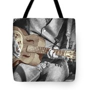 Shifty Drifters Busker Band Tote Bag
