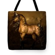Shikoba Choctaw Horse Tote Bag