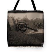 Shilo Artillery Battery Tote Bag