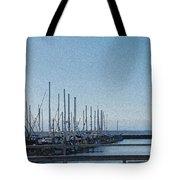 Shilshole Bay Marina 2010 Tote Bag