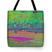 Shilshole Bay Marina Tote Bag