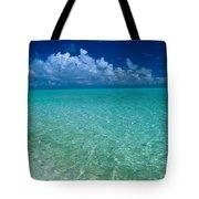 Shimmering Ocean Tote Bag