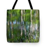 Shimmering Reflection Tote Bag