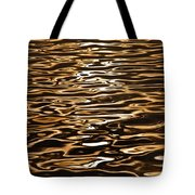 Shimmering Reflections Tote Bag