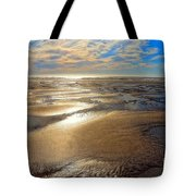 Shimmering Sands Tote Bag