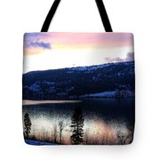 Shimmering Waters Tote Bag