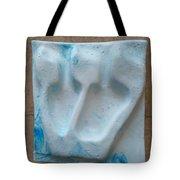 Shin Blue Marine Tote Bag