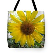 Shine Sunflower Shine Tote Bag