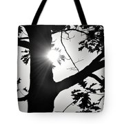 Shine Through Tote Bag