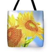 Shining Sunflowers Tote Bag