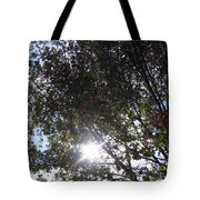 Shinning Sun Tote Bag