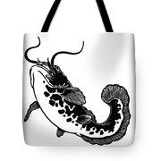 Shinto: Giant Catfish Tote Bag