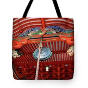 Shinto Shrine Tote Bag