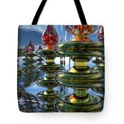 Shiny Things Tote Bag