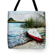Ship Ahoy Tote Bag