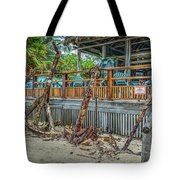 Ship Anchors From Way Ago Tote Bag