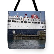 Ship Tote Bag