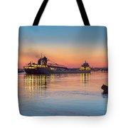 Ship Kaye Barker Reflections -8368 Tote Bag