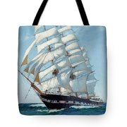 Ship Waimate - Detail Tote Bag