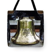 Ship Wreck Bell Tote Bag