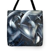 Ships Of Orion Tote Bag