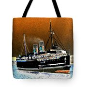 Shipshape 4 Tote Bag