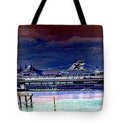Shipshape 5 Tote Bag