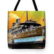 Shipshape 6 Tote Bag