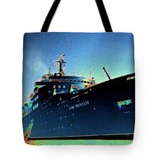 Shipshape 9 Tote Bag