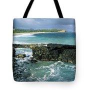 Shipwreck Beach Tote Bag