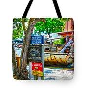 Shipwreck Museum Key West Florida Tote Bag