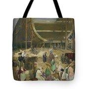Shipyard Society Tote Bag