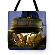 Shipyard Work Tote Bag