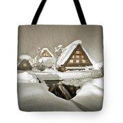 Shirakawa Tote Bag