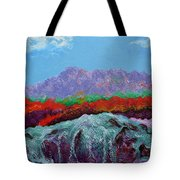 Shiraz, South City Hills Tote Bag