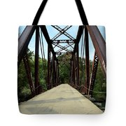 Shirley Railroad Bridge 1 Tote Bag