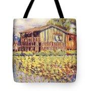 Shirley Russel Art Tote Bag
