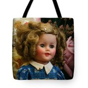Shirley Temple Doll Tote Bag