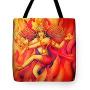Shiva Nataraja Tote Bag