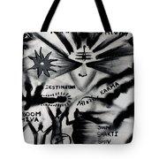 Shiva Power Tote Bag