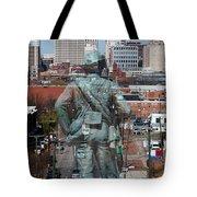 Shockoe Overlook Tote Bag