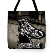 Shoe Hospital Tote Bag