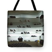 Shoe Store After Hours - Venice, Italy Tote Bag