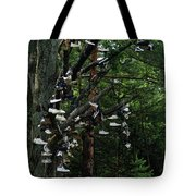 Shoe Tree Tote Bag