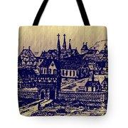Shoenou Monastary Germany Tote Bag